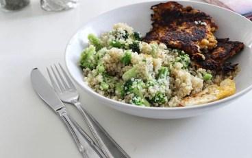 Recept från hälsokassen – Sötpotatisplättar